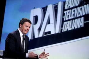 Int_IT Matteo-Renzi RAI